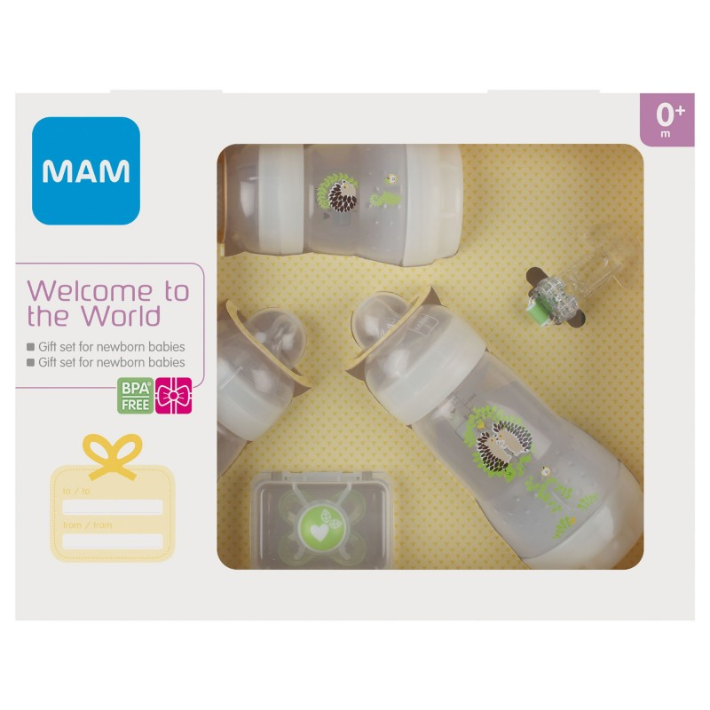 MAM Welcome To The World Set