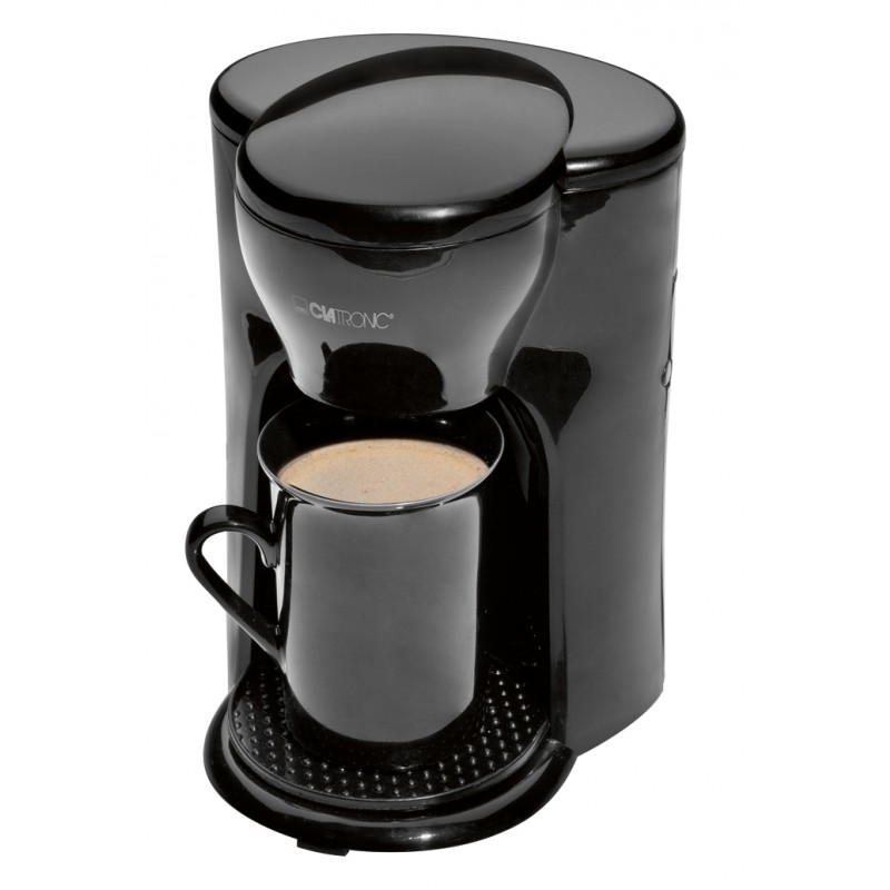 Clatronic KA 3356 Small Coffee Maker Black