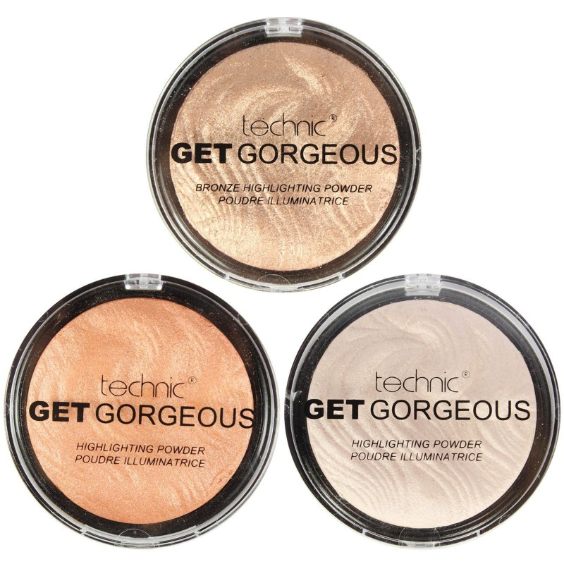 Technic Get More Gorgeous Highlighting Set