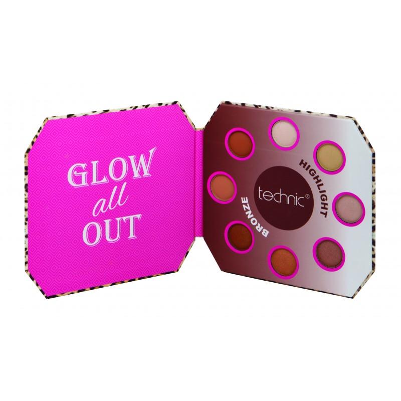 Technic Glow Palette