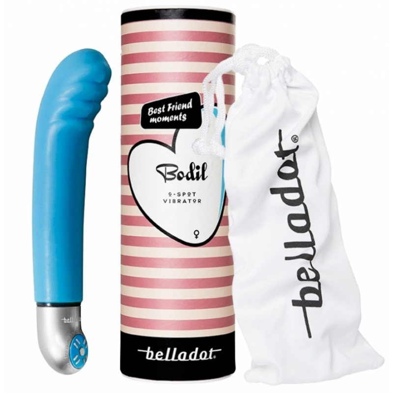 Belladot Bodil G-Spot Vibrator Blue