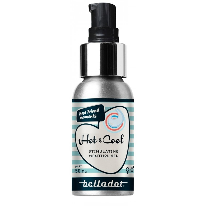 Belladot Hot & Cool Stimulating Menthol Gel