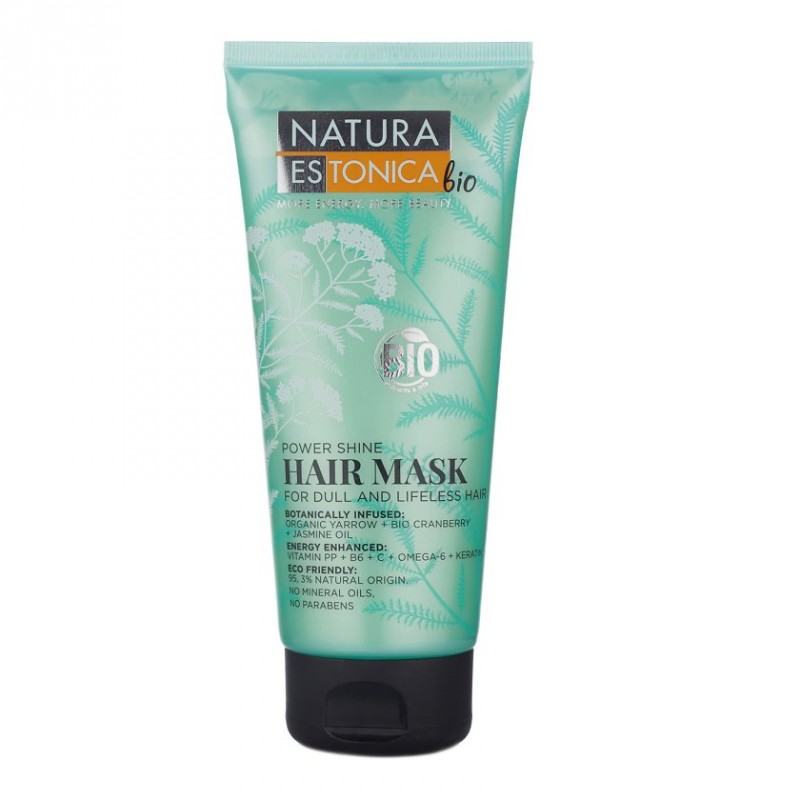 Natura Estonica Bio Power Shine Hair Mask
