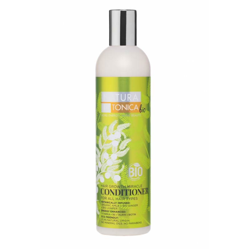 Natura Estonica Bio Hair Growth Miracle Conditioner