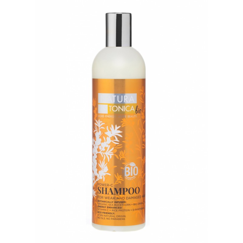 Natura Estonica Bio Power-C Shampoo