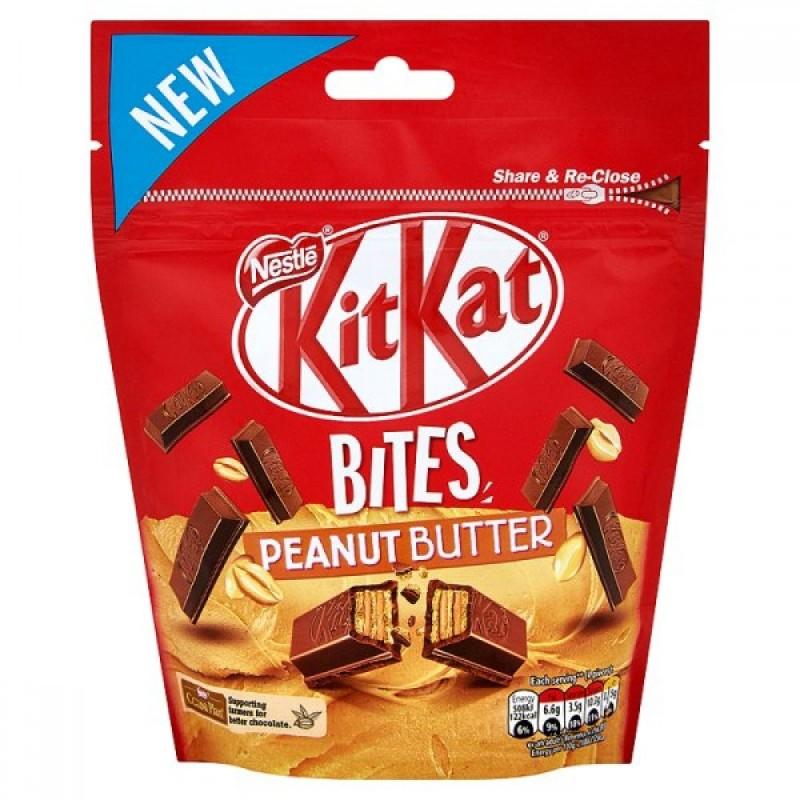 Kit Kat Peanut Butter Bites