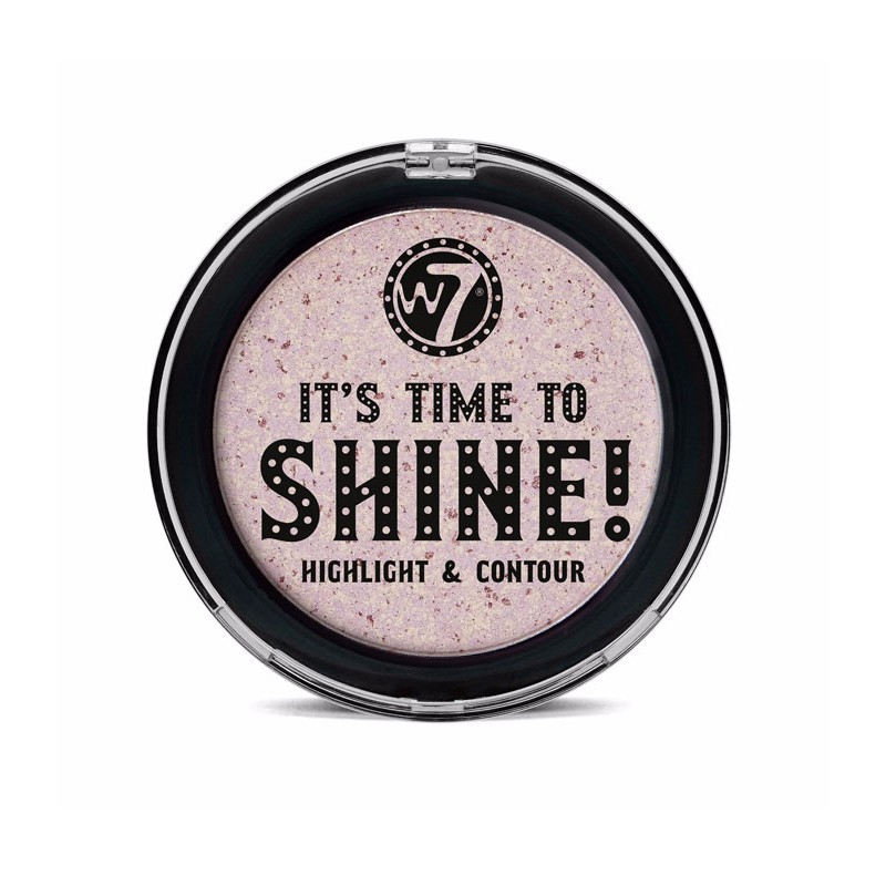 W7 It's Time to Shine Face Highlight & Contour
