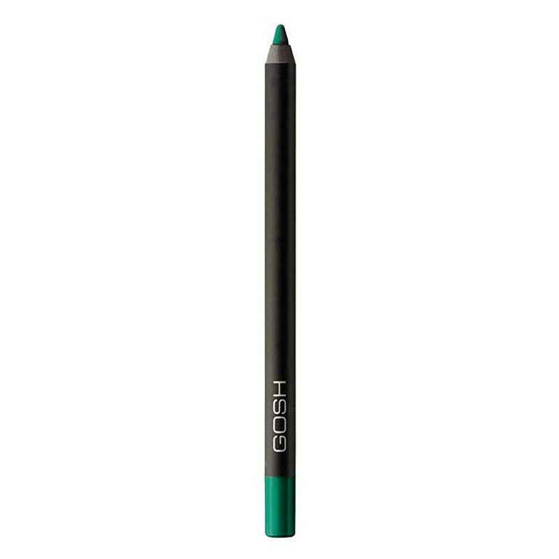 GOSH Velvet Touch Eye Liner Waterproof Woody Green