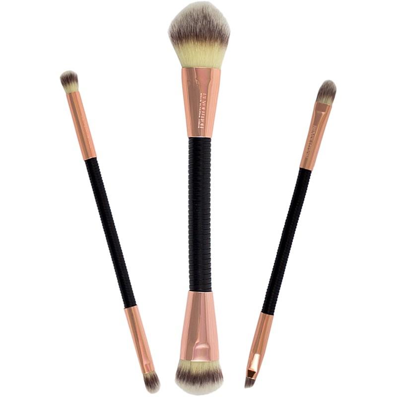 Revolution Makeup Flex Brush & Go Brush Set
