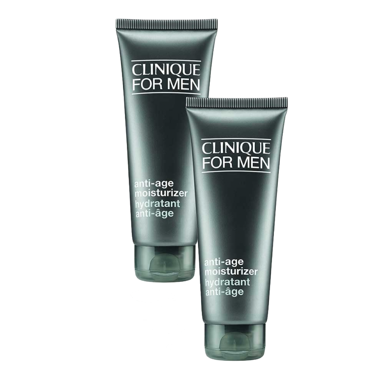 Clinique Men Anti-Age Moisturizer Duo
