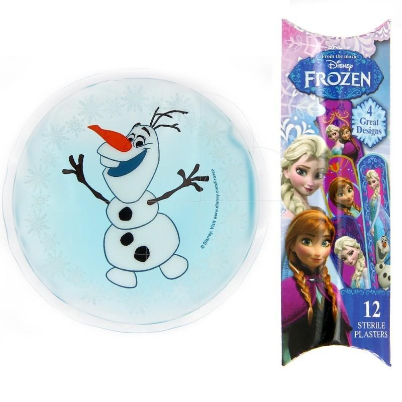 Disney Frozen Bumps & Scrapes Travel Set