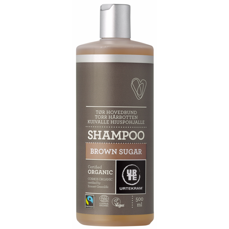 Urtekram Brown Sugar Shampoo Dry Scalp