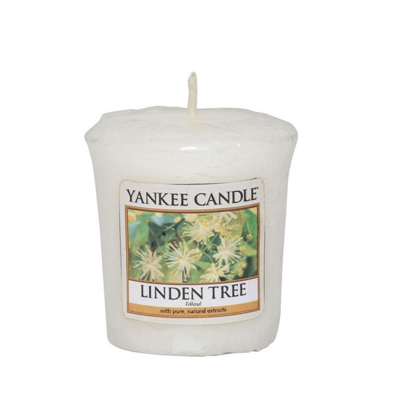Yankee Candle  Classic Mini Linden Tree Candle