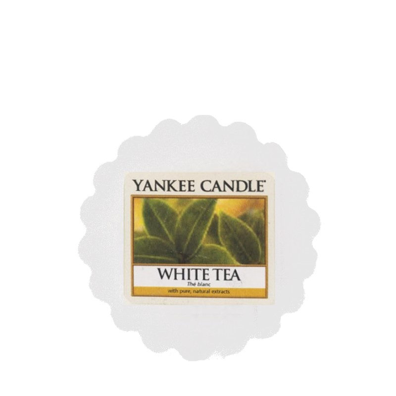 Yankee Candle  Classic Wax Melt White Tea