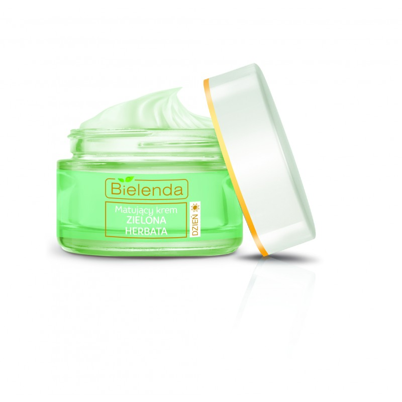 Bielenda  Green Tea Mattifying Day Cream