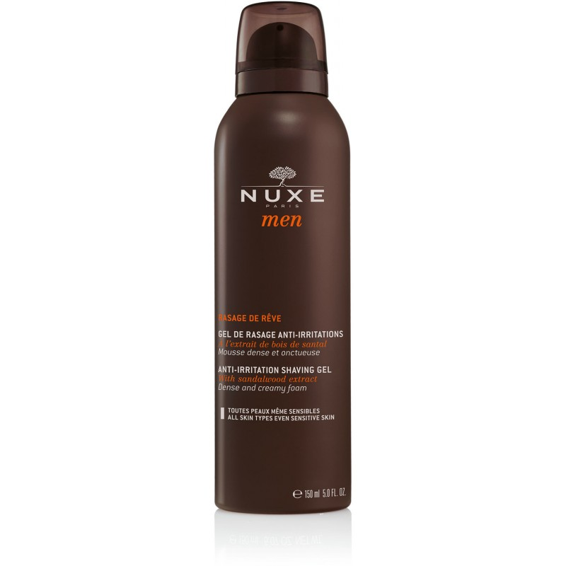 Nuxe Men Anti-Irritation Shaving Gel