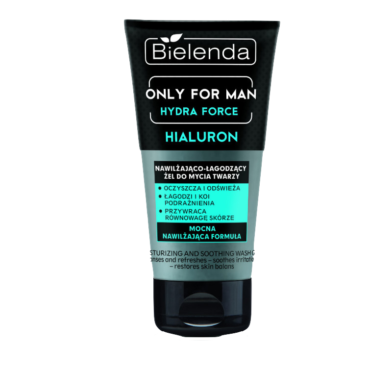 Bielenda Only For Men Hydra Force Hialuron Gel Wash