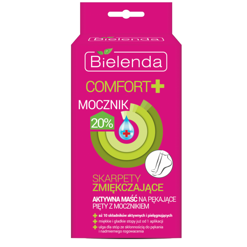 Bielenda Comfort+ Softening Socks