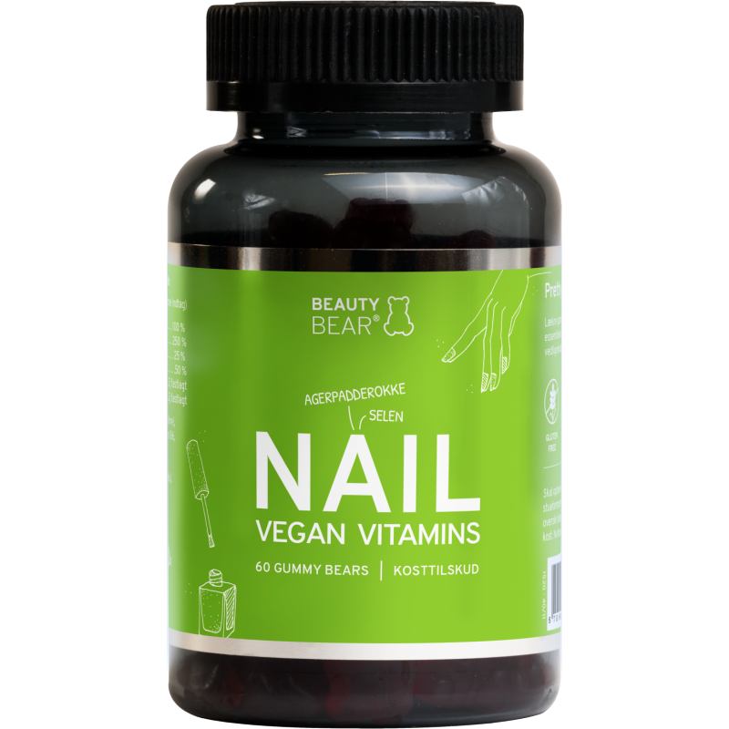 Beauty Bear Nail Vitamins
