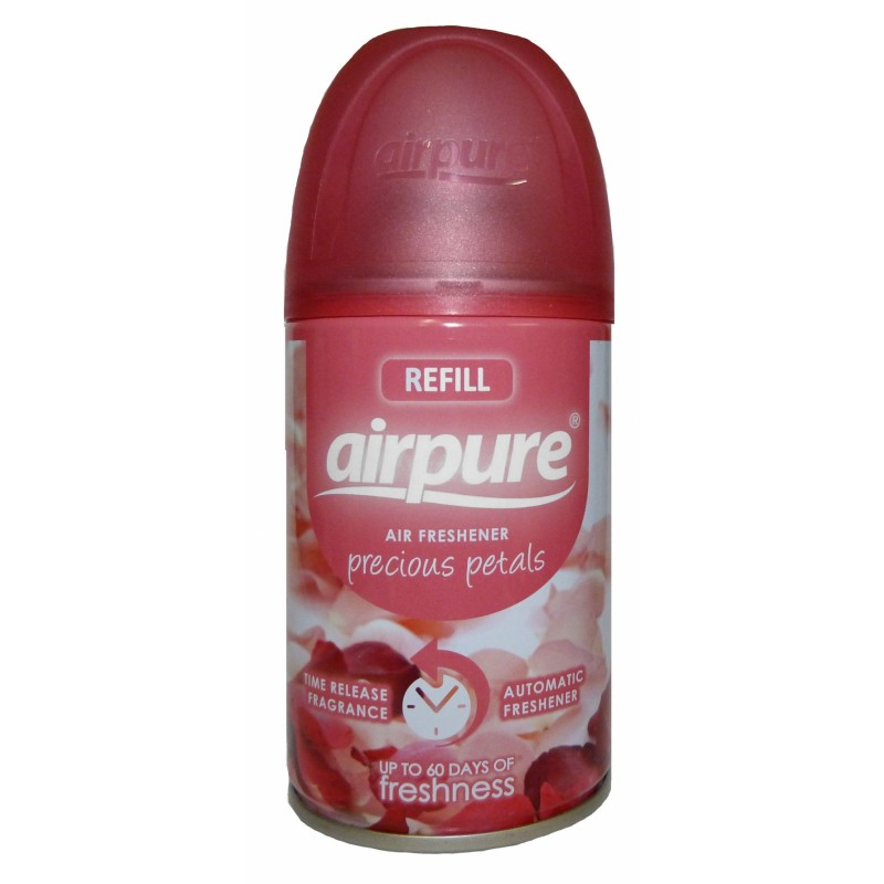 Airpure Air-O-Matic Refill Precious Petals
