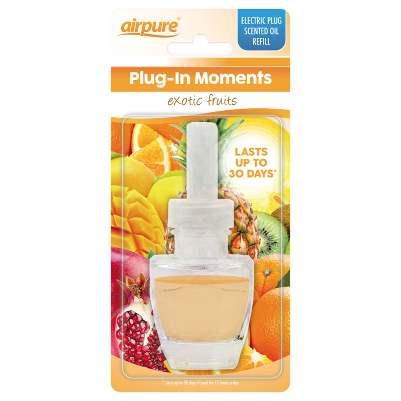 Airpure Plug-In Moments Refill Exotic Fruits