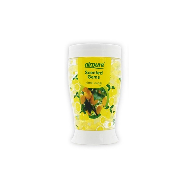 Airpure Scented Gems Citrus Zing