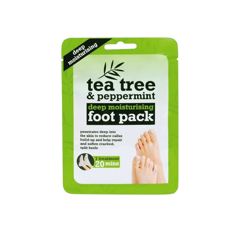 Tea Tree Deep Moisturising Peppermint Foot Pack