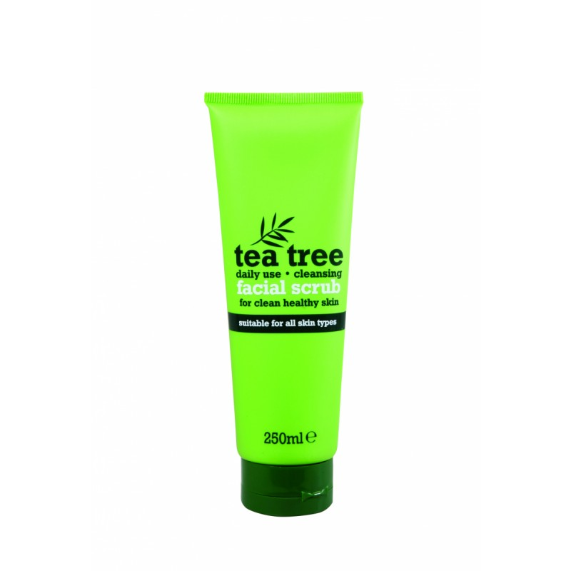 Tea Tree Cleansing Facial Scrub