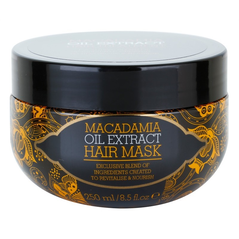 Macadamia Oil Extract Hair Mask