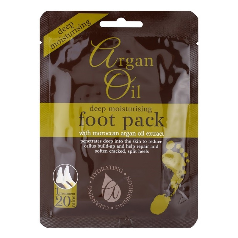 Argan Oil Deep Moisturising Foot Pack