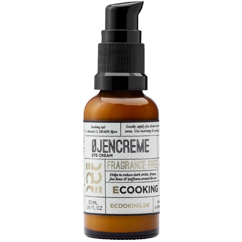 Ecooking Fragrance Free Eye Cream