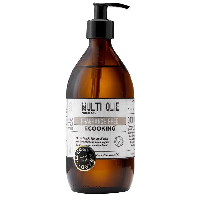 Ecooking Fragrance Free Multi Oil