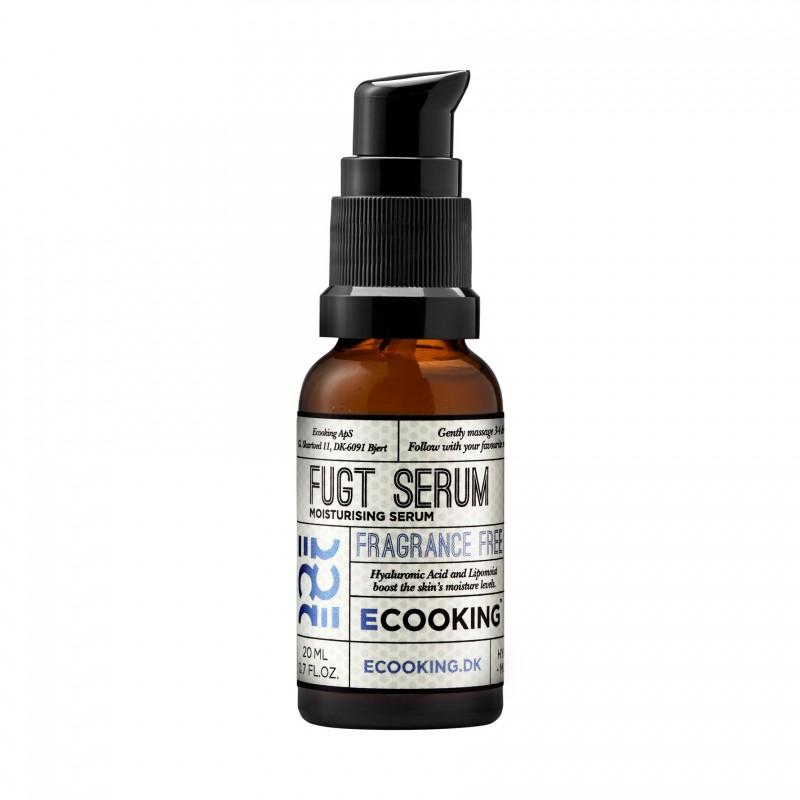 Ecooking Fragrance Free Moisturising Serum