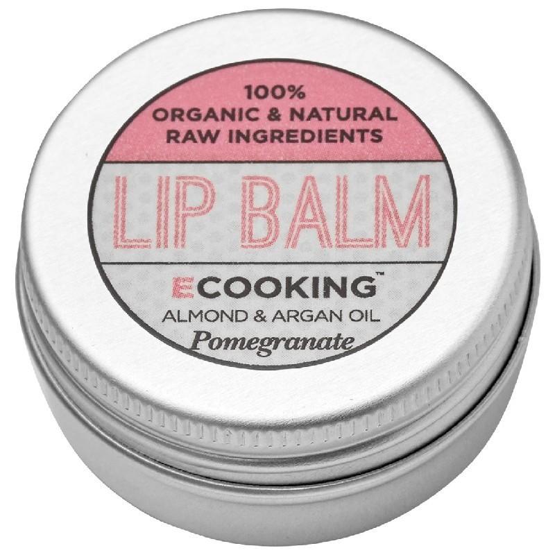 Ecooking Pomegranate Lip Balm