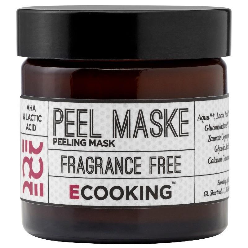 Ecooking Fragrance Free Peeling Mask