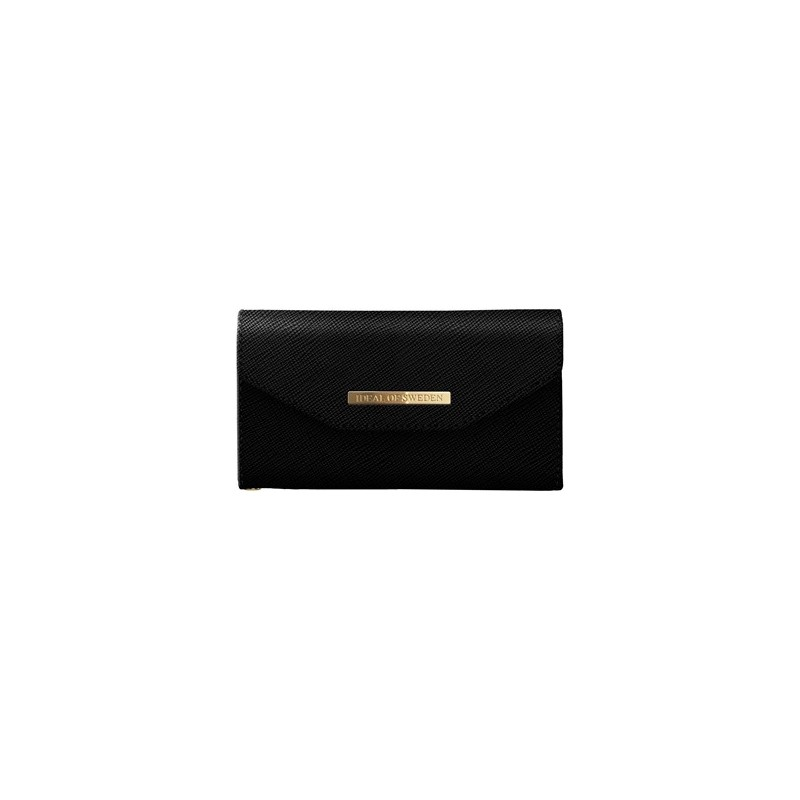 iDeal Of Sweden Mayfair Clutch iPhone X Black