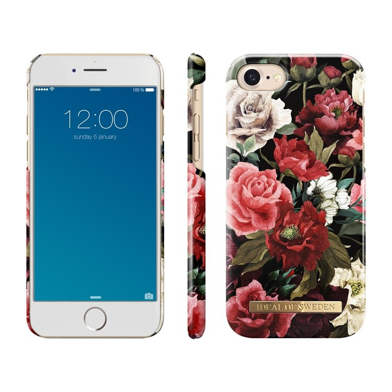 iDeal Of Sweden Fashion Case iPhone 6/6S/7/8 Antique Roses
