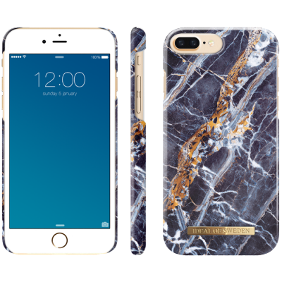 iDeal Of Sweden Fashion Case iPhone 6 6S 7 8 PLUS Midnight Blue 2ec275847258a