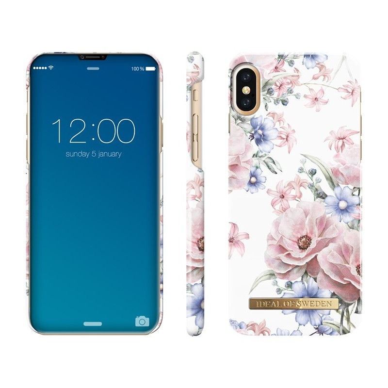 iDeal Of Sweden Fashion Case iPhone X/XS Floral Romance