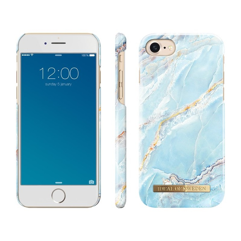 iDeal Of Sweden Fashion Case iPhone 6/6S/7/8 Island Paradise Marble