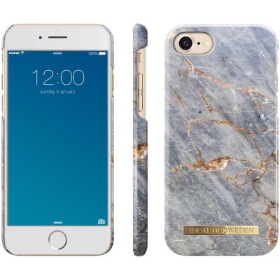 iDeal Of Sweden Fashion Case iPhone 6 6S 7 8 Royal Grey Marble 2ec7129e85ba9