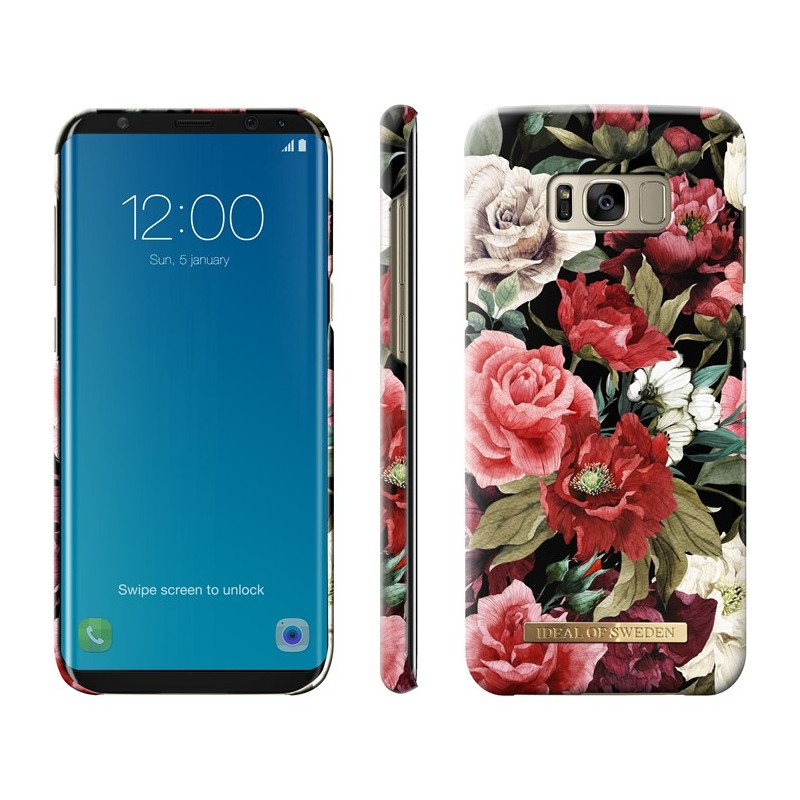 iDeal Of Sweden Fashion Case Galaxy S8 PLUS Antique Roses