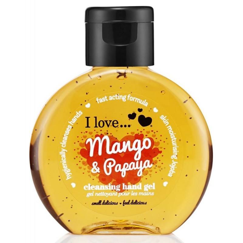 I Love Cosmetics Cleansing Hand Gel Mango & Papaya