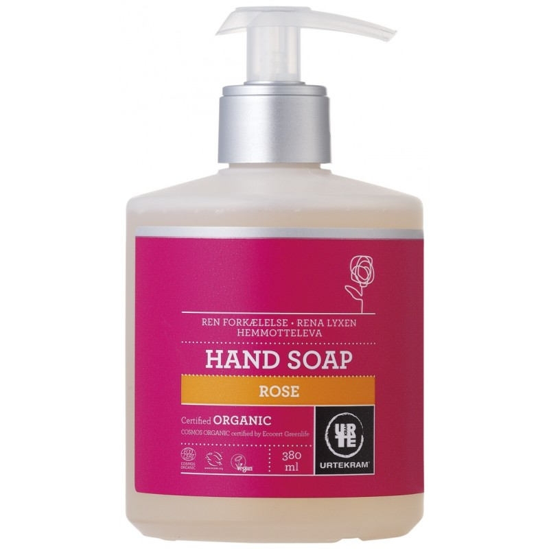 Urtekram Rose Hand Soap