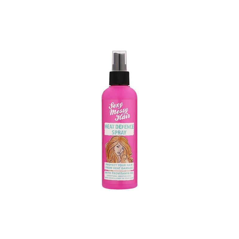 DermaV10 Sexy Messy Hair Heat Defence Spray