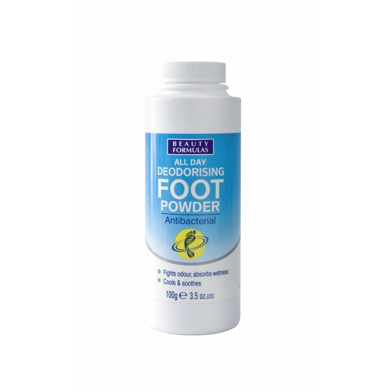 Beauty Formulas Deodorising Foot Powder