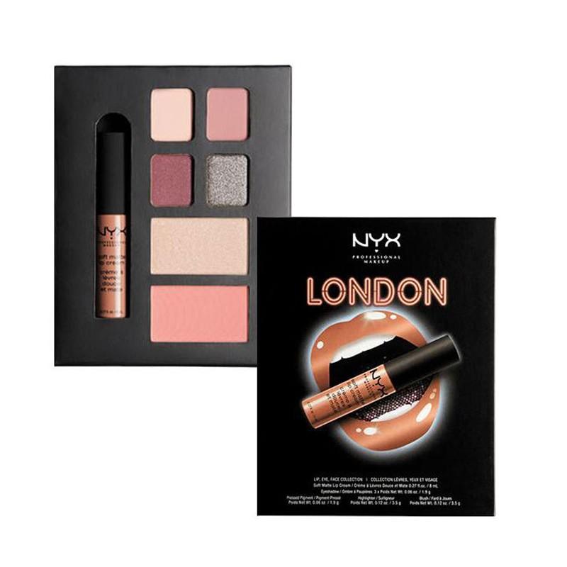 NYX City Set London