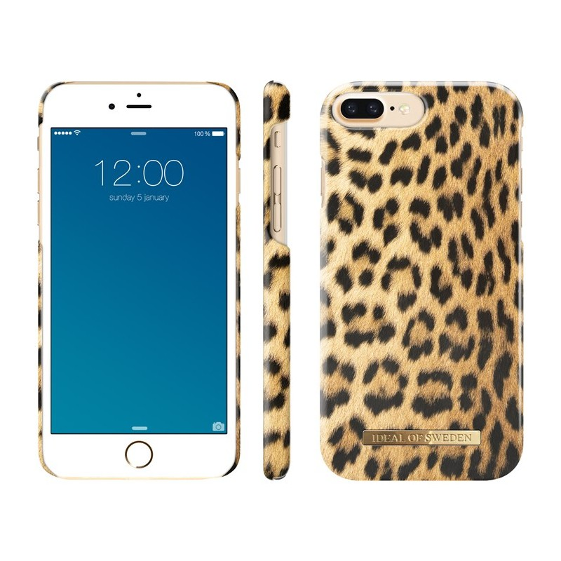 iDeal Of Sweden Fashion Case iPhone 6/6S/7/8 Plus Wild Leopard