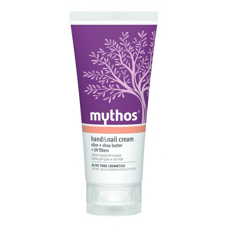 Mythos Hand & Nail Cream Olive & Shea Butter