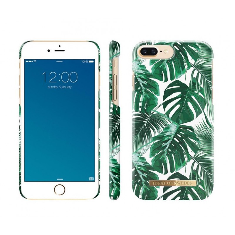 iDeal Of Sweden Fashion Case iPhone 6/6S/7/8 Plus Monstera Jungle